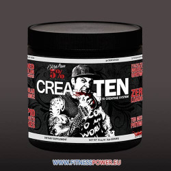 Rich Piana 5% Nutrition. Crea-TEN 10 Creatine System