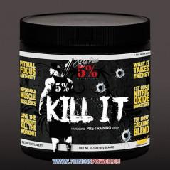 Rich Piana 5% Nutrition. KILL IT