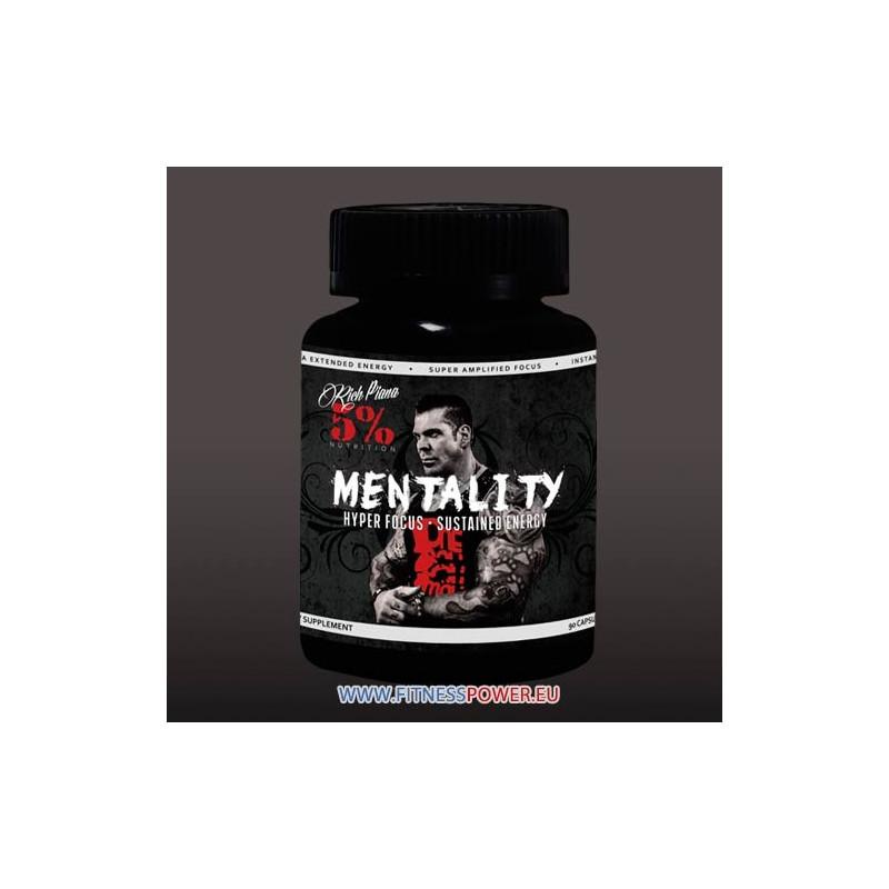 Rich Piana 5% Nutrition MENTALITY