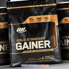 Optimum Gold Standard Gainer
