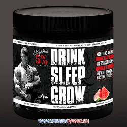 Rich Piana 5% Nutrition - Drink Sleep Grow Nighttime Aminos