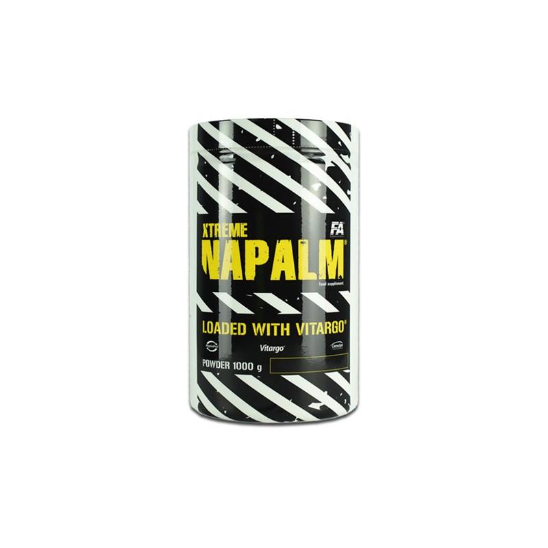 FA  Xtreme Napalm loaded with Vitargo