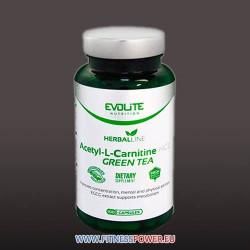 Evolite Acetil-L-Carnitine HCl +GREEN TEA
