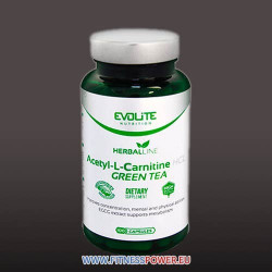 Evolite Acetil-L-Carnitine HCl +GREEN TEA