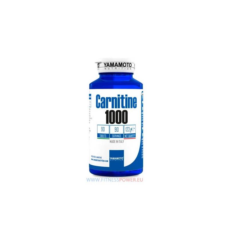 YAMAMOTO NUTRITION Carnitine 1000