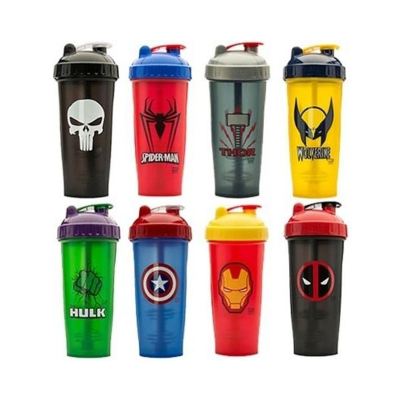 MARVEL SUPERHERO COLLECTION SHAKER