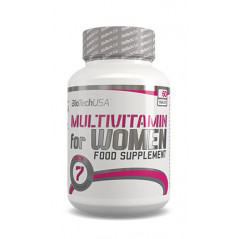 BioTech USA Multivitamine for Women