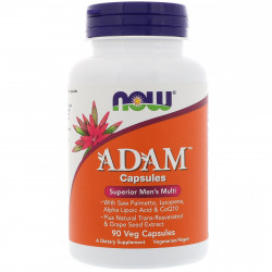 NOW FOODS ADAM Men's Multiple Vitamin