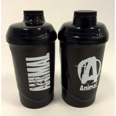 ANIMAL SHAKER BLACK 600m (800ml)