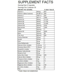 EFX Sports VITA DRIVE Vitamin & Mineral