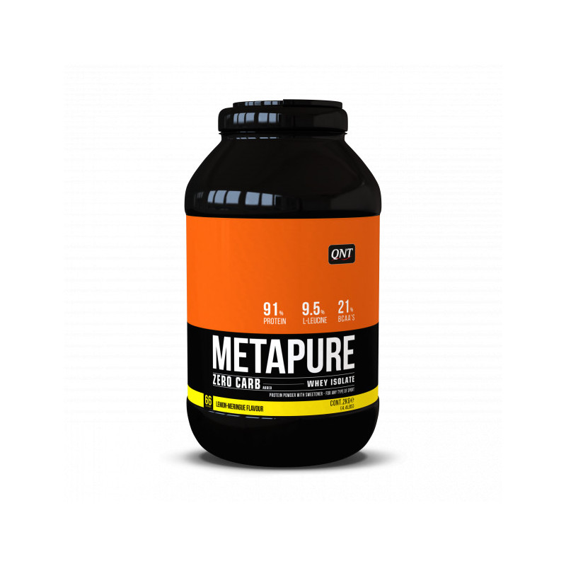 QNT METAPURE WHEY PROTEIN ISOLATE