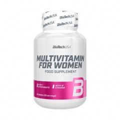 BioTech USA Multivitamine for Women