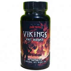 Dark Reven Vikings Fat Burner 90 caps