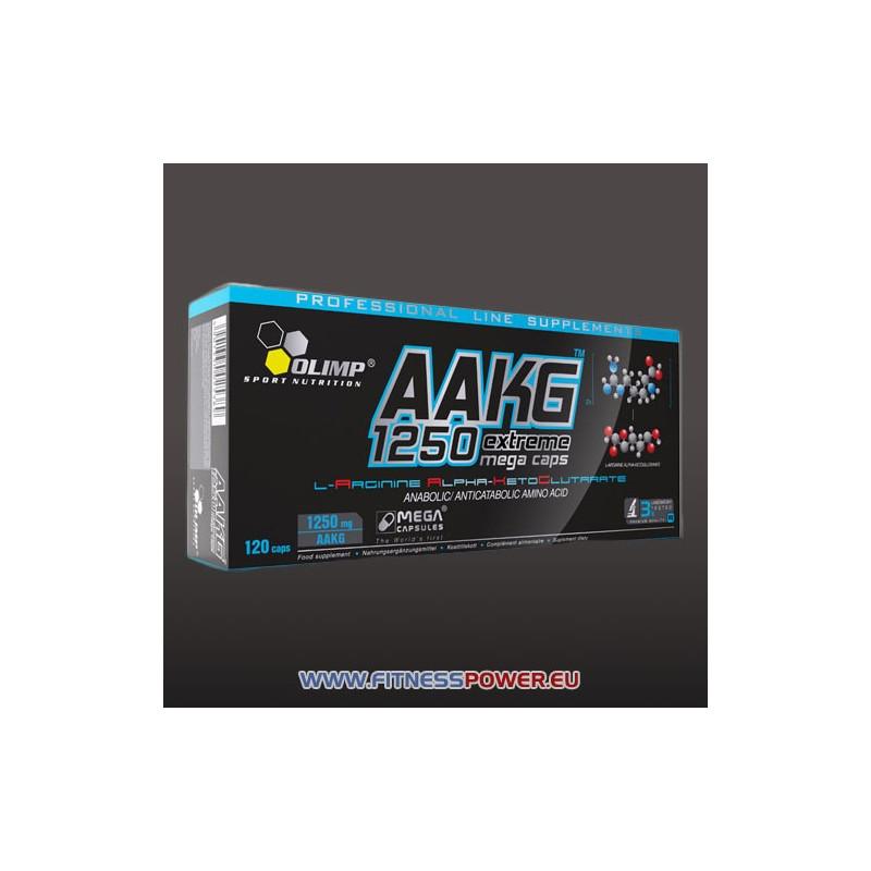 OLIMP AAKG Extreme 1250 Mega Caps 120 cap.