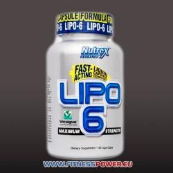 Nutrex Lipo 6