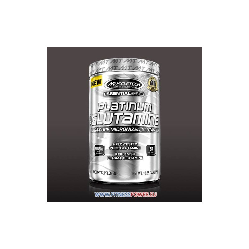 MuscleTech Platinum 100% Glutamine