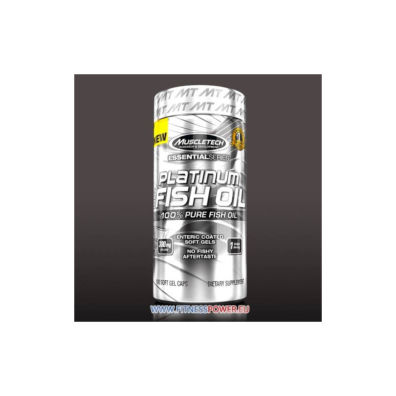 MuscleTech Platinum Fish